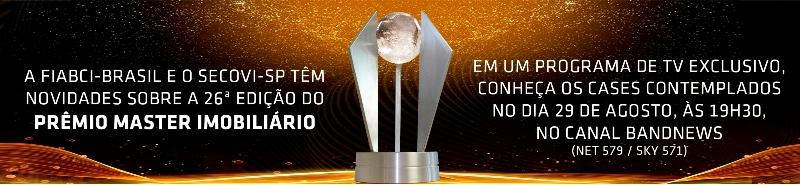 >Fiabci-Brasil e Secovi-SP divulgam os vencedores do Master Imobiliário 2020