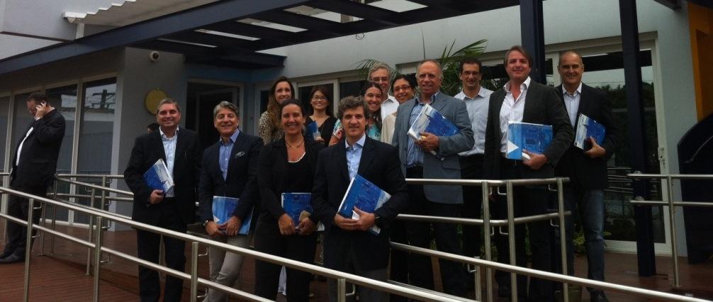 A FIABCI-BRASIL realizou visita técnica à Casa Ecoeficiente da Basf, dia 04 de novembro, em São Paulo.