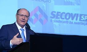 Aconteceu na segunda-feira, 29/8, a abertura solene da Convenção Secovi.