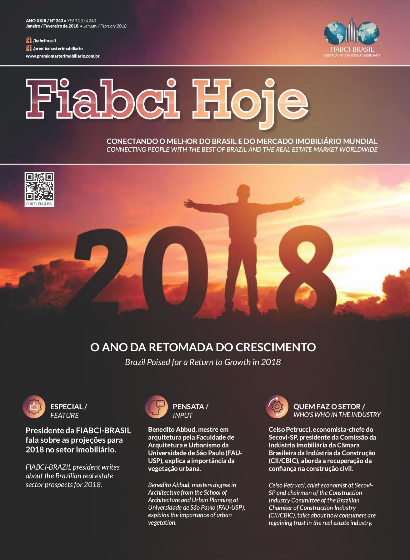 ANO XXIII - Fevereiro-Janeiro de 2018 Nº240