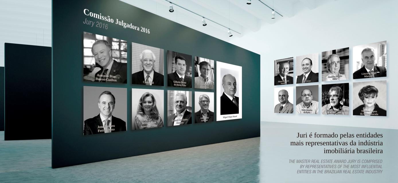 >Juri usa de precisão cirúrgica para escolha dos 18 vencedores do Prêmio Master 2016