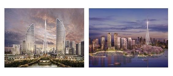 Novo projeto em Dubai, assinado pelo arquiteto Santiago Calatrava Valls, ultrapassará Burj Khalifa. Conheça o projeto!