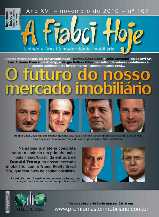 Ano XVI - Novembro de 2010