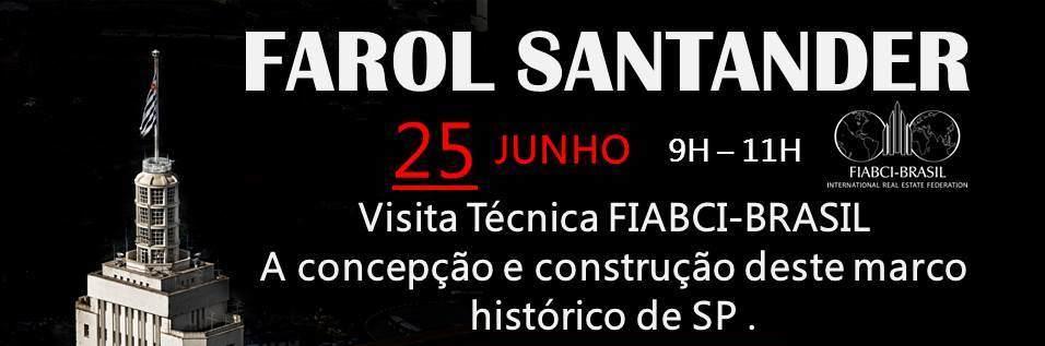 Visita Técnica Farol Santander, dia 25/06